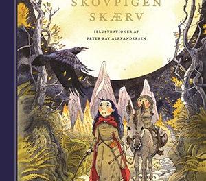 Skovpigen Skærv