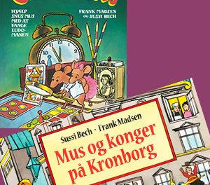 Snus Mus – Mus og konger på Kronborg