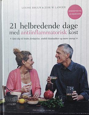 21 helbredende dage på antiinflammatorisk kost