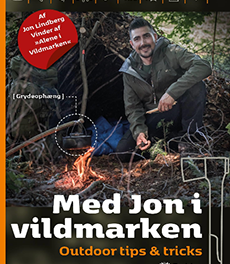 Med Jon i vildmarken