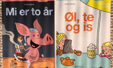 Øl, te og is/Mi er to år