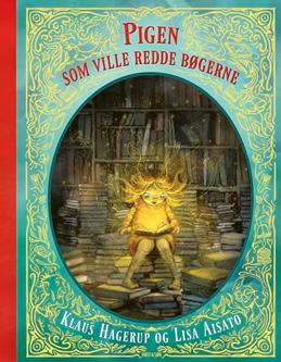 Pigen som ville redde bøgerne
