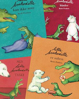 Din Lille Krokodille – kuffert