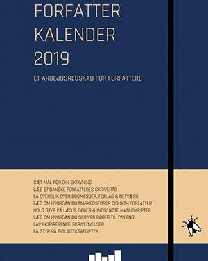 Forfatterkalender 2019