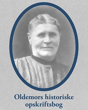 Oldemors Historiske Opskriftsbog