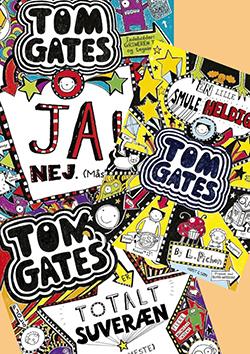 Tom Gates Totalt suveræn