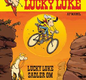 Lucky Luke sadler om