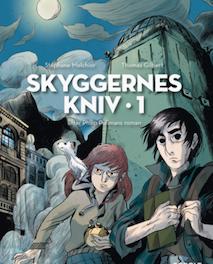 Skyggernes kniv 1