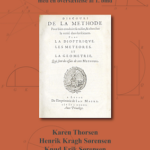 René Descartes og hans Geometri