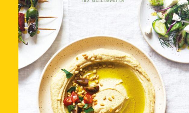 Meze: Salater, snacks og små retter fra Mellemøsten